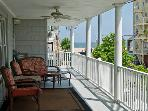 Big Ocean View Home w/ WiFi - EZ Walk 2 Boardwalk!