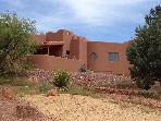 Spacious luxury estate with scenic red rock views