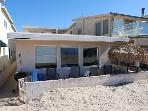Great 2 Bedroom Upper Beach Cottage! Oceanfront with Beautiful Views! (68145)