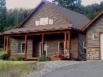 Well equipped cabin in Roslyn Ridge!  2BR/1BA, Pool, Hot Tub, Snowmobiling!