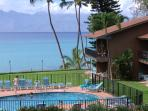 AFFORDABLE WEST MAUI OCEANFRONT 2 BEDROOM