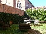 Comfortable Apartment in Venice with Private Garden - Casa Errizo