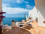 Amalfi Coast Villa in Positano with Views - Villa Galli