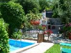 Sorrento Villa Rental Walking Distance to Town of Termini - Girasole