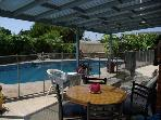 Pool &amp; Large Jacuzzi 4 Br, 3 Bath &amp; close to all