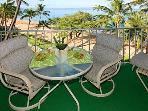 1BR Top Floor Beach Front at Hale Pau Hana
