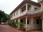 GOA - 4BHK Villa with Pool, 5-7 mins from Baga