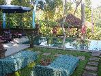 The Mahogany Villa 2-5 bedroom valley view - UBUD