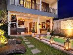 FANTASTIC LOCATION 3 BEDRM VILLA ORIA 1 IN LEGIAN