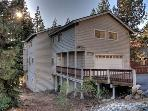 Garibaldi Kings Beach Vacation Rental Home-Hot Tub