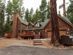 Tallac Lodge Luxury Vacation Rental -Walk to Beach