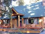 Taylor Pet Friendly Lake Tahoe Log Cabin w Hot Tub
