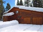 Thompson Tahoe Luxury Vacation Rental - Hot Tub