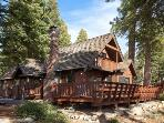 Tahoe Vista Lake View Vacation Rental Cabin
