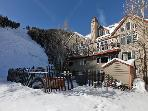 Beautiful Penthouse, Ski in & out, Summer Pool, HT