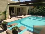 Palm Springs Condo w/ Private Pool near downtown