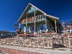 Historic downtown Pagosa Springs home, sleeps 8