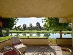 2BR Villa on the Golf Course, on the Water