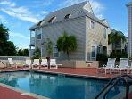 Casa Key West 3 bdrm 2 ba Condo  w/ shared pool