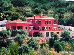 Stylish Regina Rossa Villa with 5 or 8 bedrooms