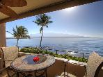 Romantic Ocean Front/OV in South Maui. Remodeled!