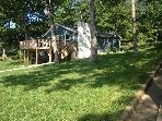 Recently Remodeled Home on a Quiet Cove at Lake of the Ozarks- Pet Friendly