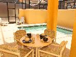 Townhouse with pool.$125 per night July & August.