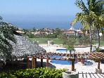 Ocean view, golf course Cabo condo