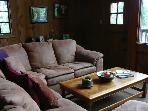 Pristine 3BR Cedar Chalet w/ Access to Private Lake - Surrounded by National Forest