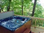 Six-Person Hot Tub