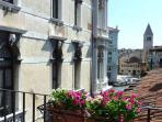 Marino Canal Views, Great Apartment, Balcony