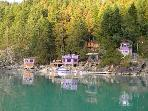 Waterfront Cabins Harrison Hot Springs BC Canada