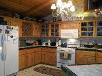 Moonlight Manor,luxury log home,spa,views,wifi,pet