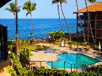 Dolphins & Whales from Lanai 1 Bedroom +full Loft