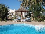"BEAUTIFUL VILLA WITH POOL  ""COMBINED SEA AND DESERT "" www.villadjerba.onlc.fr"