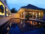 Beautiful Courtyard Villa with private pool.