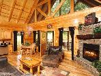 Bear Hollow Luxury Cabin
