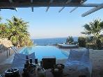 MYKONOS VILLA- PRIVATE POOL AND FANTASTIC VIEW