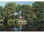 Secluded riverfront home near Georgia&#39;s coast!
