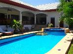 Villas for rent in Hua Hin: V5182