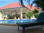 Villas for rent in Cha-Am: V5320