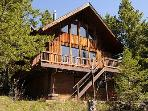 Bridger Mountain Cabin