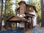 Nicely appointed chalet in Tahoe Tyrol!