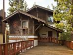 Spacious chalet in Tahoe Tyrol. Great for families!