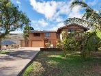 Upcountry Family Home on Waimea's Sunny-side