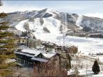 100 Yards from Slopes &amp; Lifts - Great Slope Views (4581)