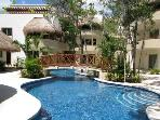 Tulum Penthouse, 3 bedrooms, 3 bathrooms,  pool.