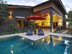 Pulau Tenang Bali Villas - 5 Bedroom Family Villa