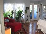 PERFECT S.F. Vacation Rental 3-BR, sleeps 5--6