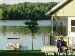 2 Bedroom 2 Bath Lake Home (Cabin 1A)